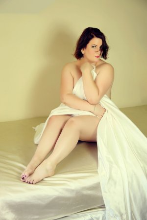Shanen bbw escort girl in Homer Glen