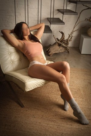 Anne-laure escort girl and tantra massage