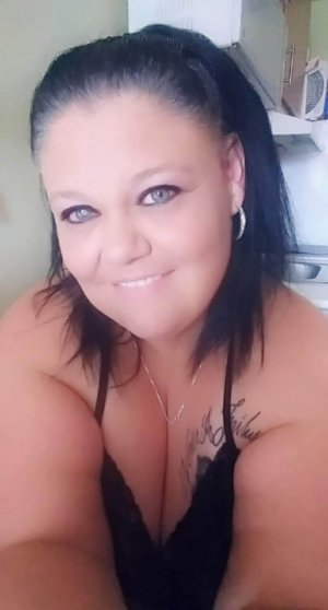 Marybel bbw call girl in Harvey