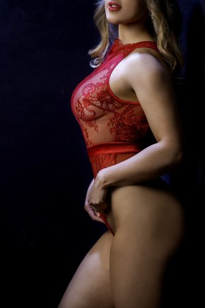 Maryvonne tantra massage in Granbury